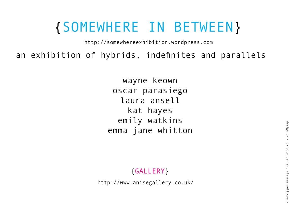 Somewhere in between exhibition