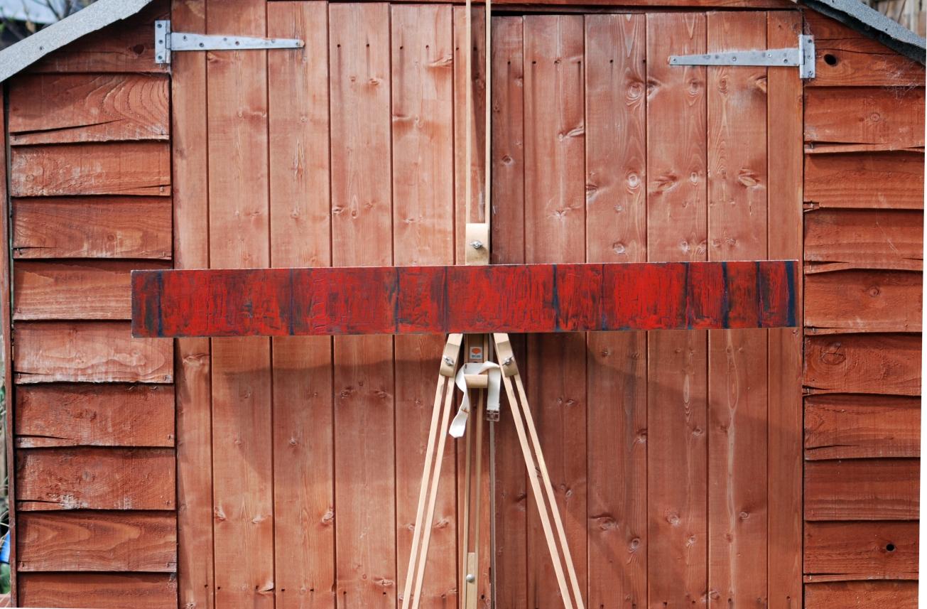 Red stripe (2013)