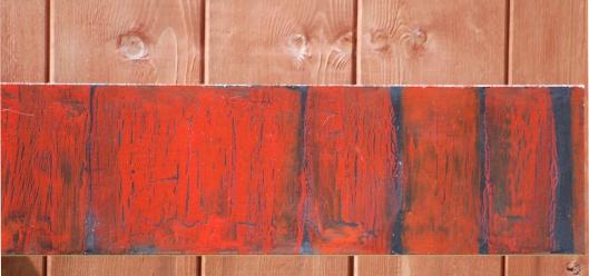 Red stripe (2013) macro