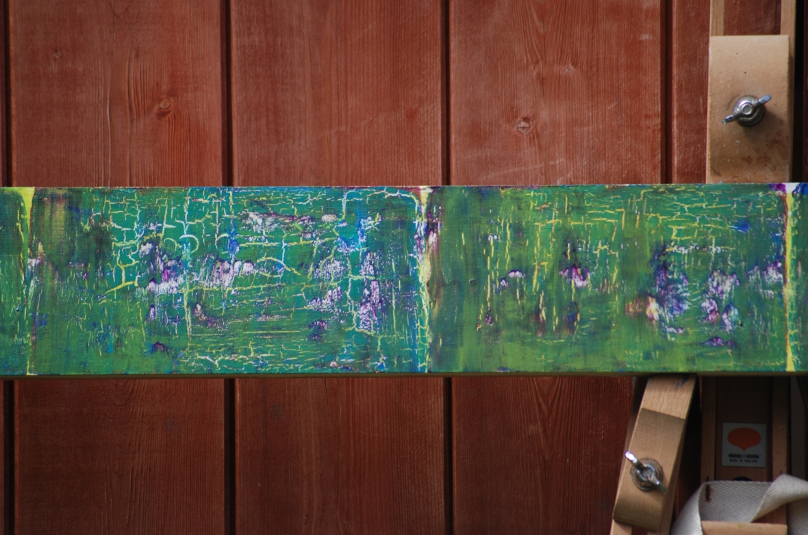 Untitled green (2013)
